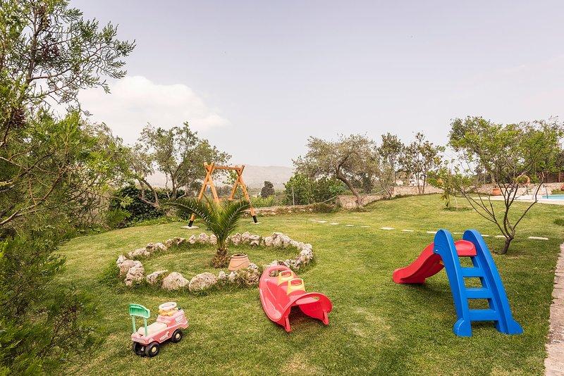 Playground - Villa Aloni