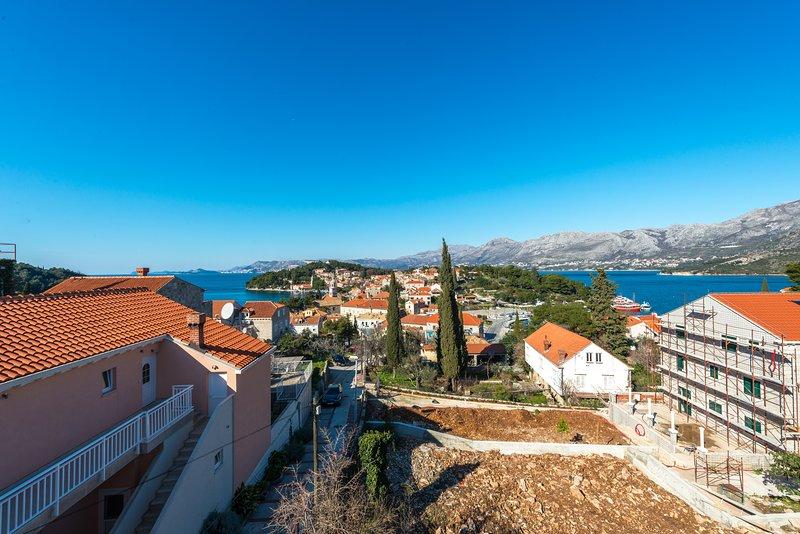 Private Sea View balcony view