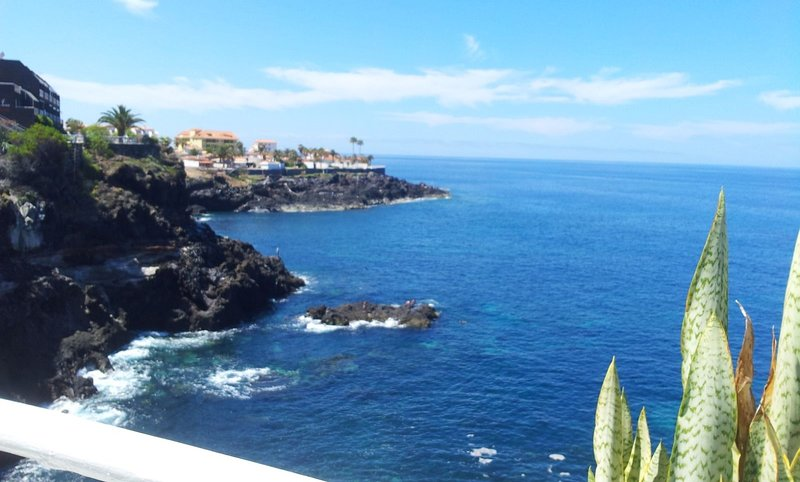 Maravilloso apartamento en Playa de la Arena, Guía de Isora. Tenerife, holiday rental in Guia de Isora