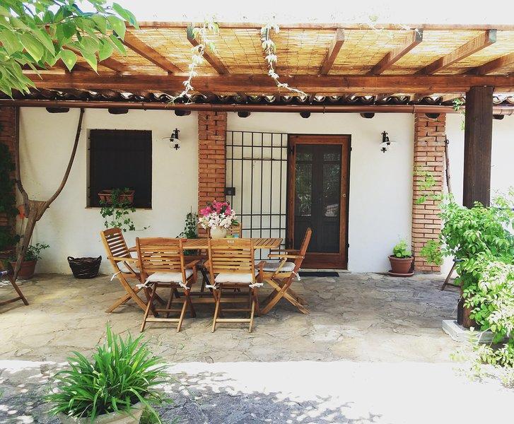 Il Plumbago Azzuro, holiday rental in Marinella di Selinunte