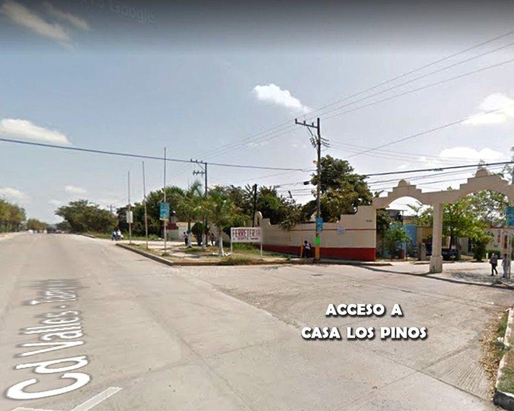 Valles Tampico Estrada 1,4 km do anel viário, com acesso a todos os sites da Huasteca