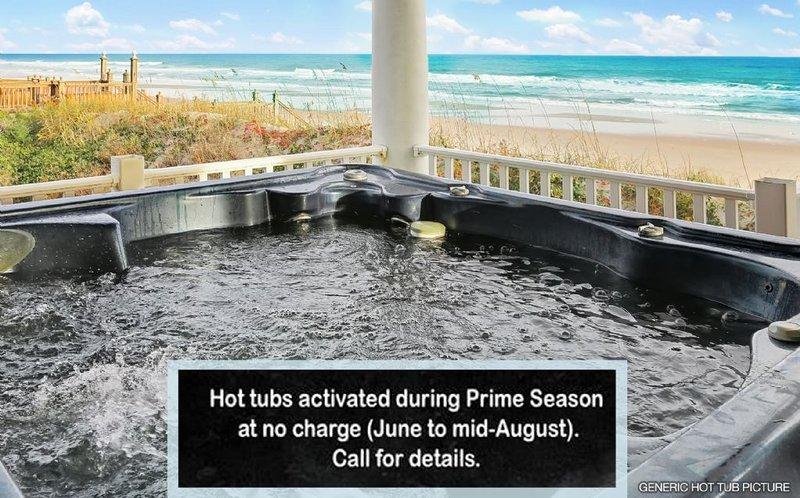 Hot Tub genérico PIC (no HT). Calefacción Información.