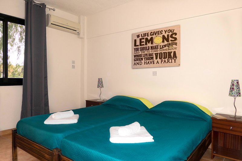 Fania Bliss Private Twin Room, vacation rental in Ayia Napa