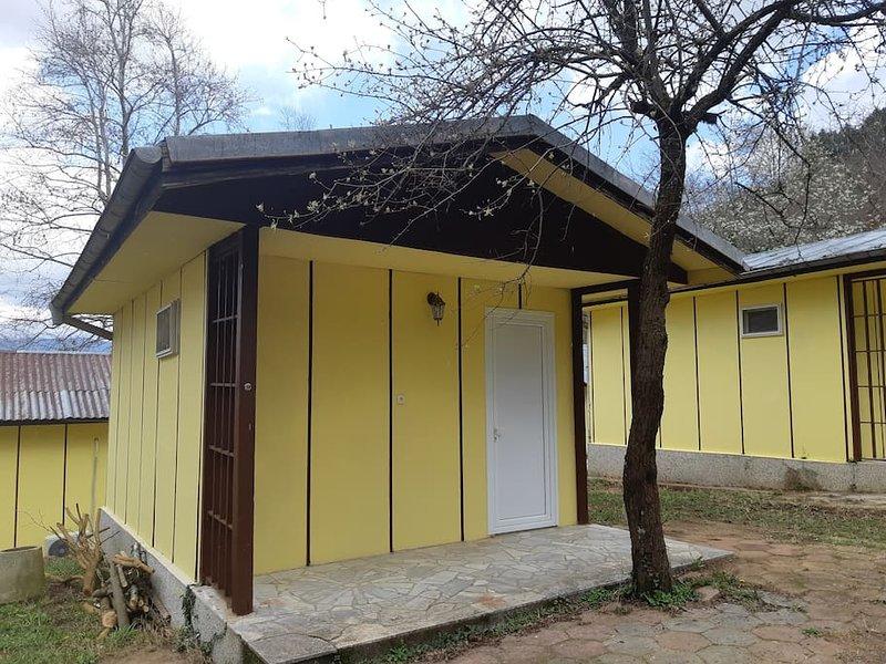 Bungalows Kamena (6), aluguéis de temporada em Kato Poria