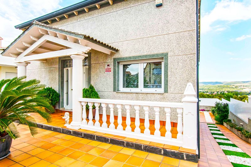 Catalunya Casas Magnifica Villa Vendrell Para 7 8