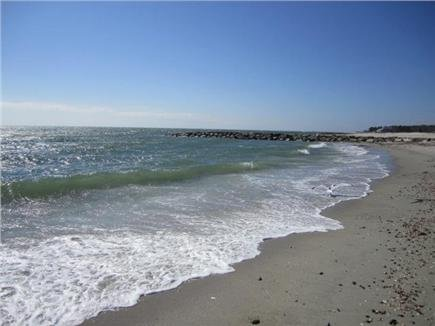 Reb River beach