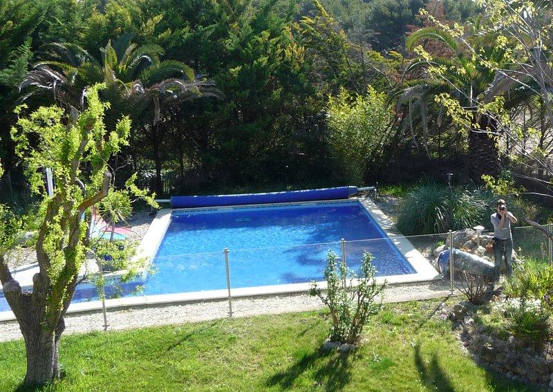 Villa ' l' Abricotier', vacation rental in Lezignan-la-Cebe