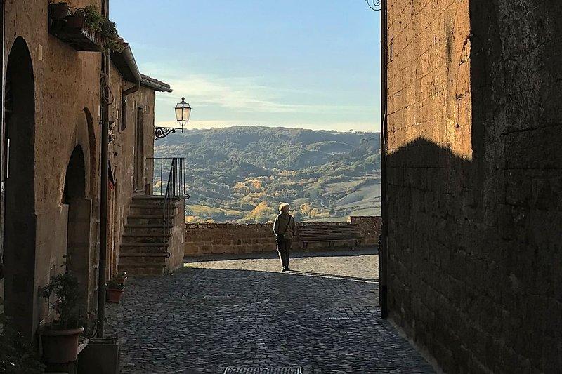 La Loggetta di San Giovenale, casa vacanza a Orvieto