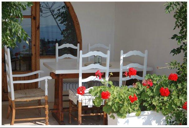 Villa Elena: Apartment, alquiler de vacaciones en Ciudad de Skiathos