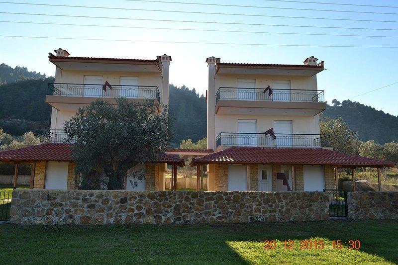 Family Villas, holiday rental in Vourvourou