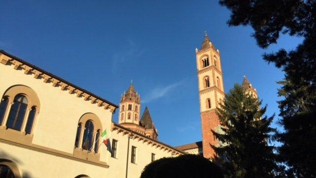 S.Andrea appartamento di charme, centro, accanto Basilica  S. Andrea free WIFI, vacation rental in Vercelli