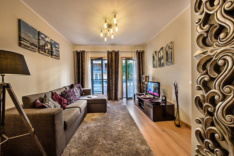 Un appartement d'une chambre conçu pour une vie de vacances facile