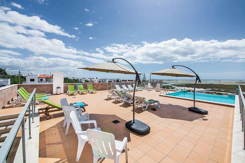 a wonderful area to enjoy the Algarve sunshine
