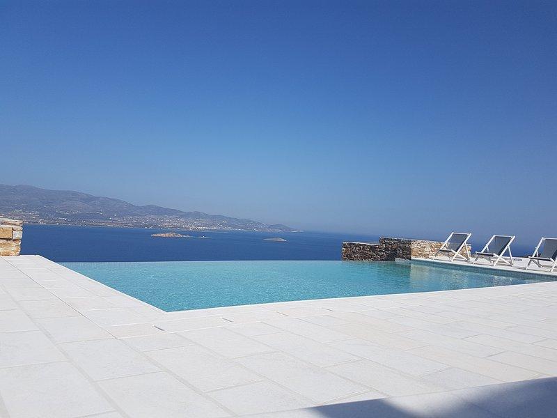 villa Artemis, holiday rental in Antiparos Town