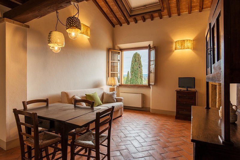 Villa Aia Vecchia (Apartment 7), vacation rental in Bibbona