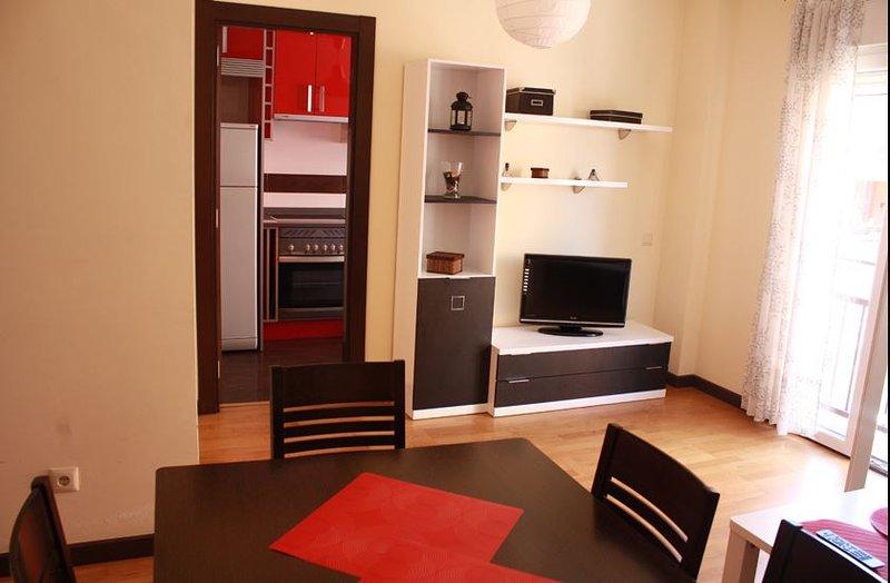 Para 4 personas- 2 habitaciones 1B, holiday rental in Vega de Santa Maria