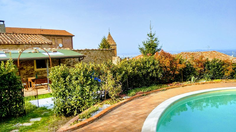 Vacation house Fico, Tuscany, Pisa, holiday rental in Rivalto