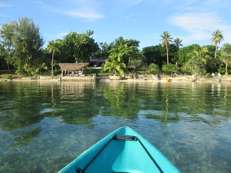 The 'Waterfront'- Troppo Villa, holiday rental in Vanuatu