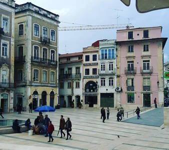 Old Coimbra - great cafes, winding streets, the historic university, and plenty of atmosphere!