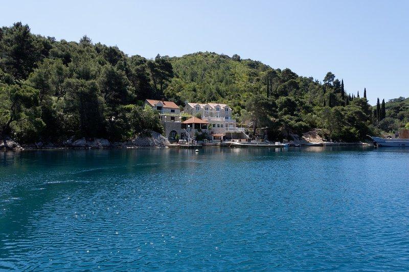 Seafront vakantie villa te huur, Peljesac Peninsula