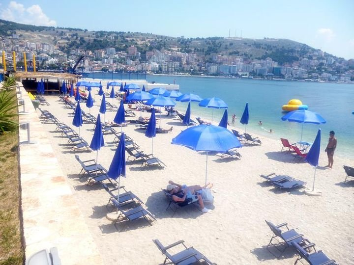 Apartment for rent -  holidays in Saranda - Albania, vacation rental in Saranda