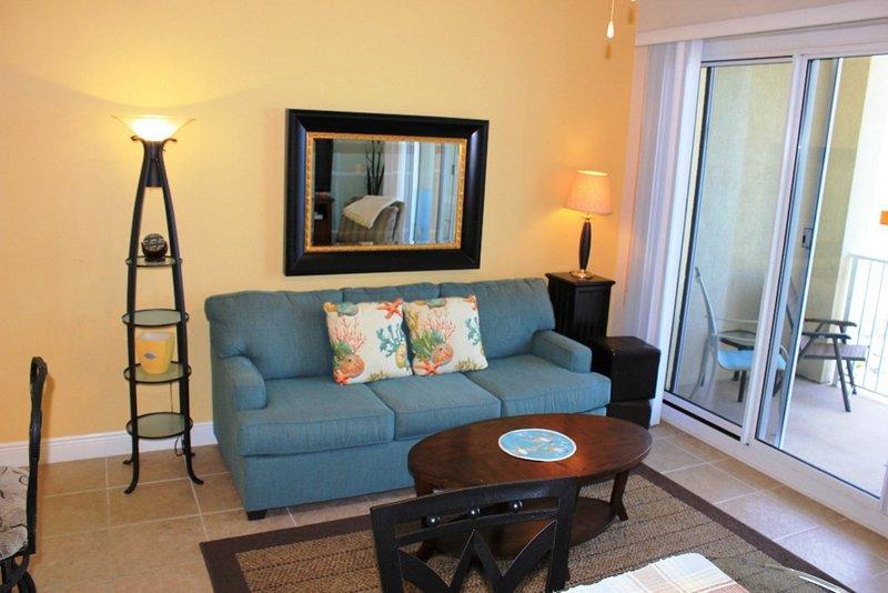 Ariel Dunes 2206-Beautiful one bedroom condo w/ gulf views. Zero entry pool, vacation rental in Miramar Beach