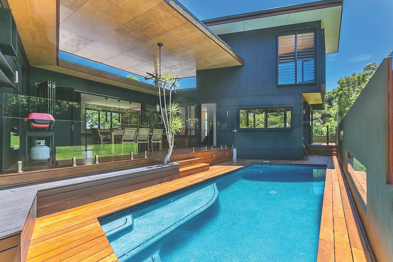 Seaview Sanctuary, holiday rental in Byron Bay