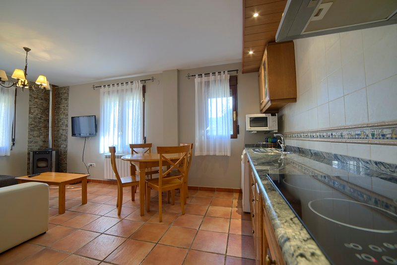 Beautiful apartment in Gúdar & Wifi, location de vacances à Alcala de la Selva