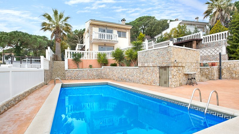 Vila, vacation rental in Lloret de Mar