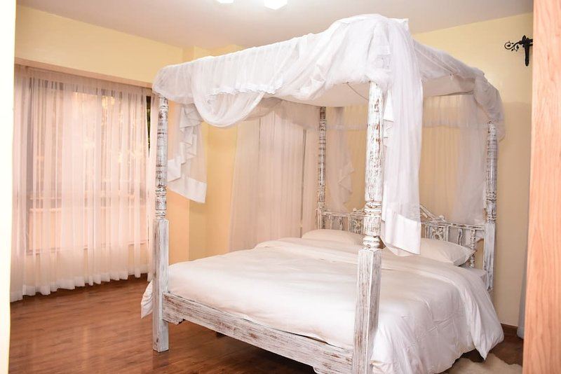 Conquest Park Accommodation: Room 1, holiday rental in Nairobi