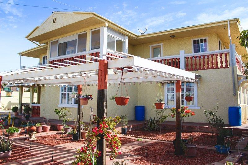 Playa Hermosa B&B - Double Bed with View, alquiler de vacaciones en Lengüeta Arenosa