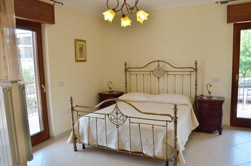 Villa Domus - Room 'Sofia', alquiler vacacional en San Giuseppe Vesuviano