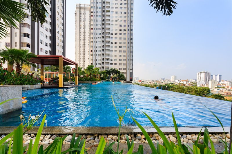 Jennifer Apartment #2Bedroom #GYM #POOL, holiday rental in Ho Chi Minh City