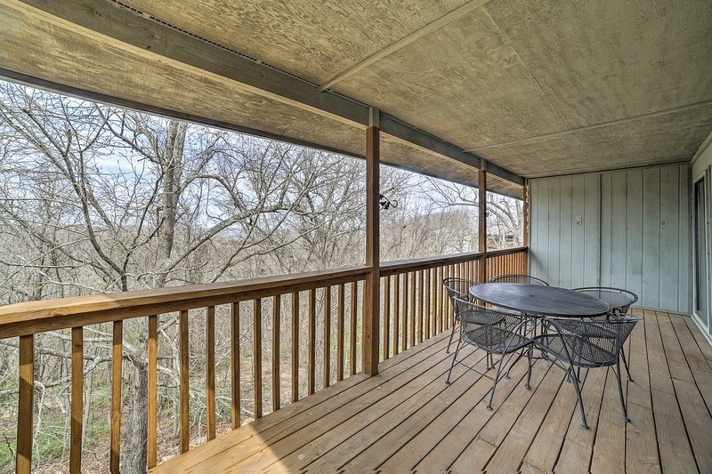 Boasting a furnished deck, views, and beds for 6, this home is truly 5-star.
