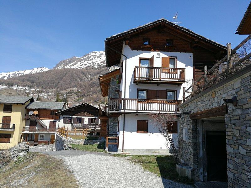 Villa indépendante - Façade Sud
