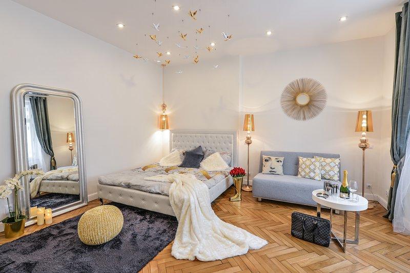 beatuful excepcional apartamento diseñado en el corazón del casco antiguo de Praga. Es la joya en Praga.
