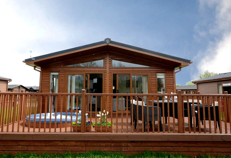 Victory Greenland Lodge, Malton Grange Park