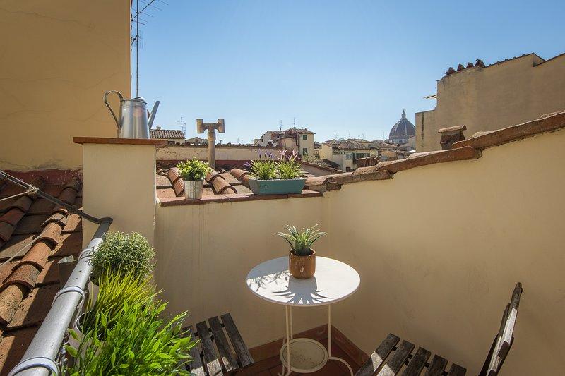 Terrasse Duomo View