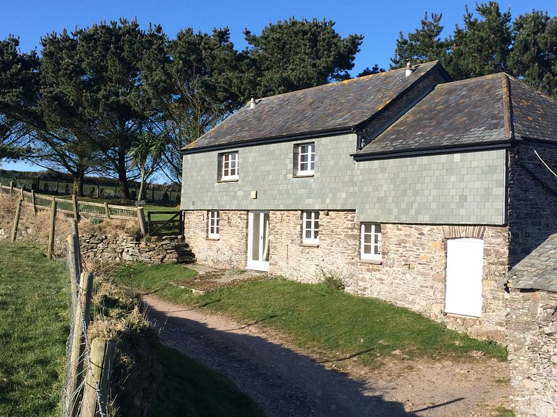 Secluded Cottage on working farm.