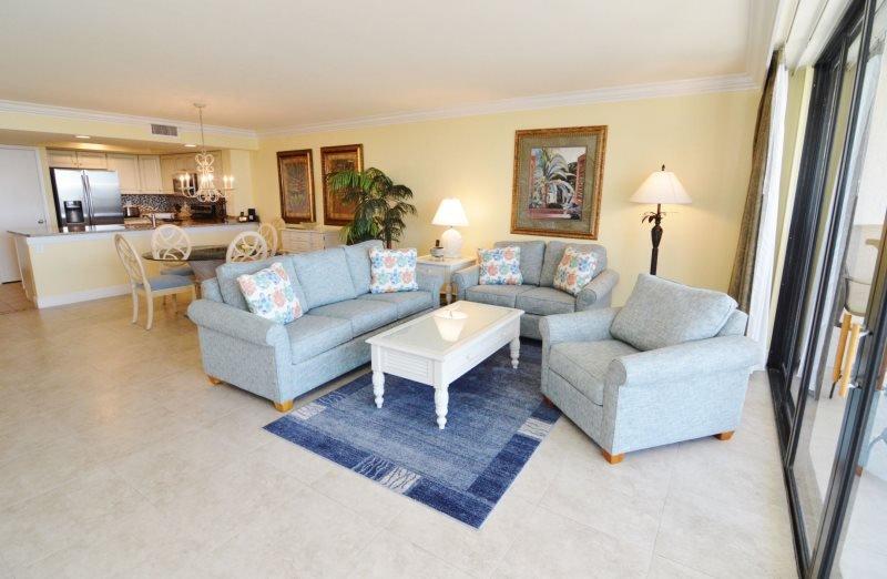 Sanibel Harbour Resort: Bay View Tower - 1034, alquiler de vacaciones en Fort Myers