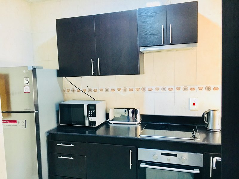 Tastefully furnished 2 Bedroom Terrace apartment in the heart of Victoria Island, holiday rental in Lagos State