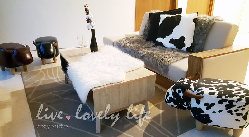 Live.Lovely Life at our Homely Suite