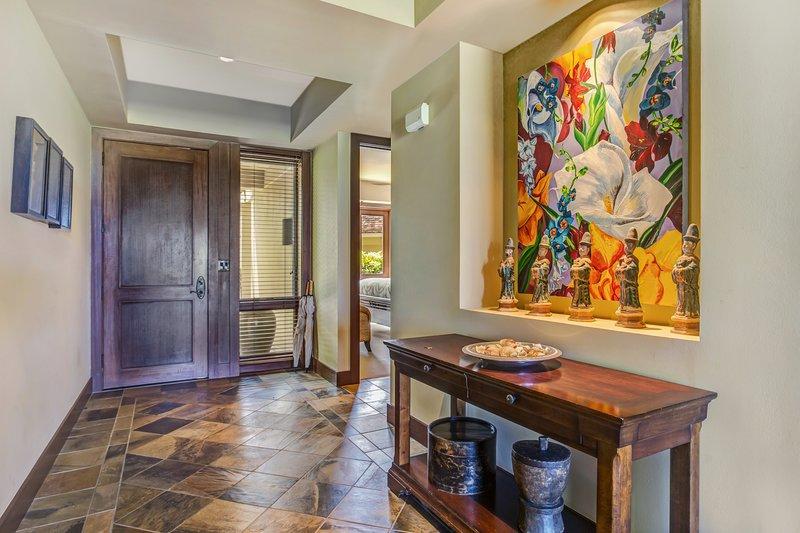 Regal Wide Hallway and Foyer