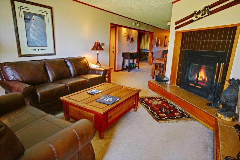 Great ski vacation condo at The Pines!