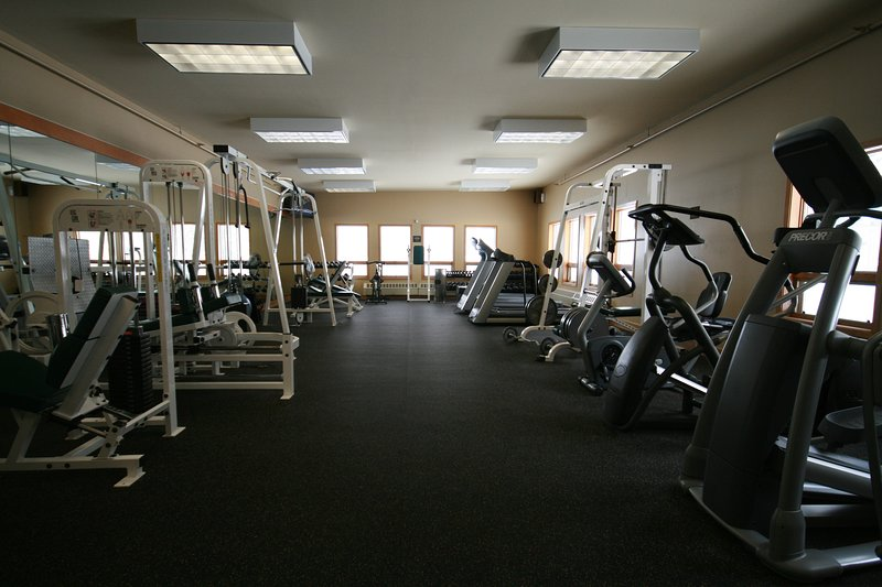 Fitness Center at Lodge and Spa