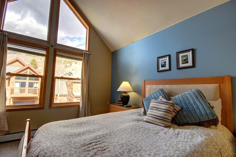 Belle chambre des maîtres à Snake River