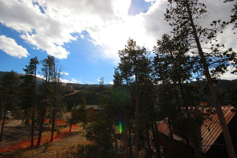 Belle vue sur les montagnes du Colorado!
