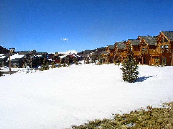 Nouvelle neige dans Keystone!