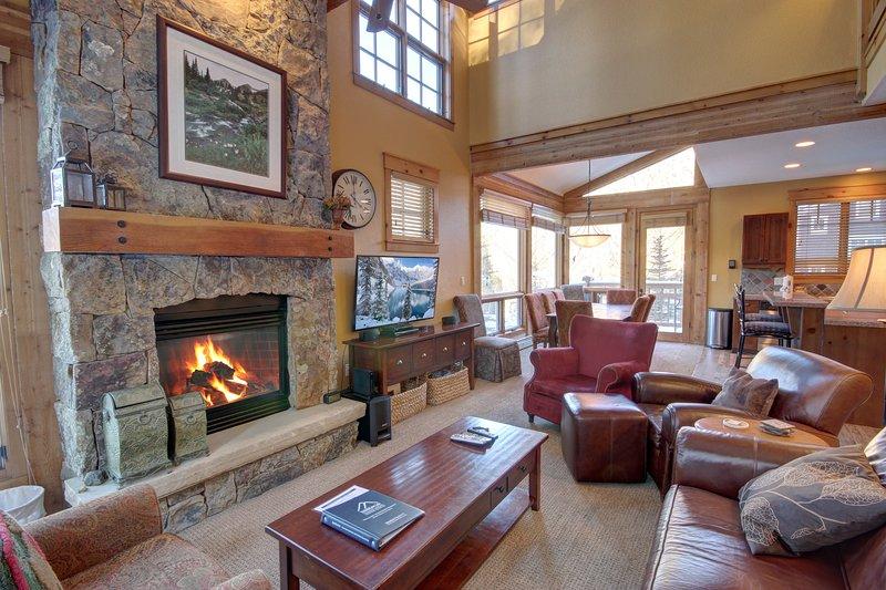 Settlers Creek 6565 ist ein großartiger Ort für Ihren Urlaub in Keystone.