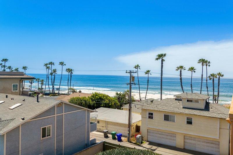 Barrio de playa